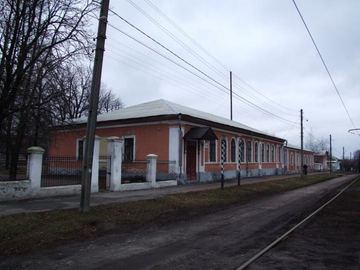 «Музей садиба генерала М.І. Драгомирова» – у Топ-10 ...